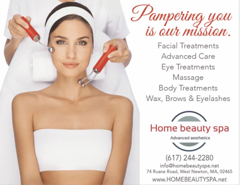 Home Beauty Spa - A Beauty Spa Located in Newton, MA